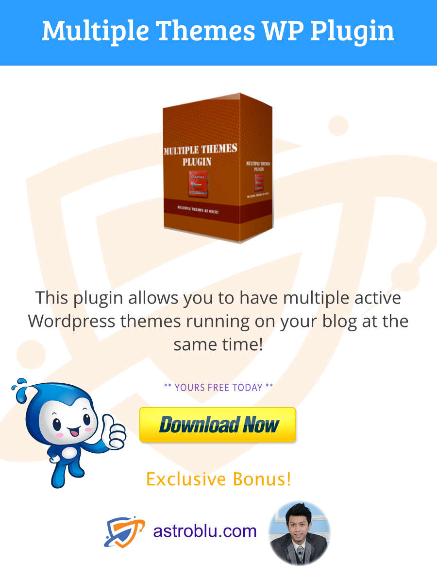 Exclusive Bonus Multiple Themes WP Plugin