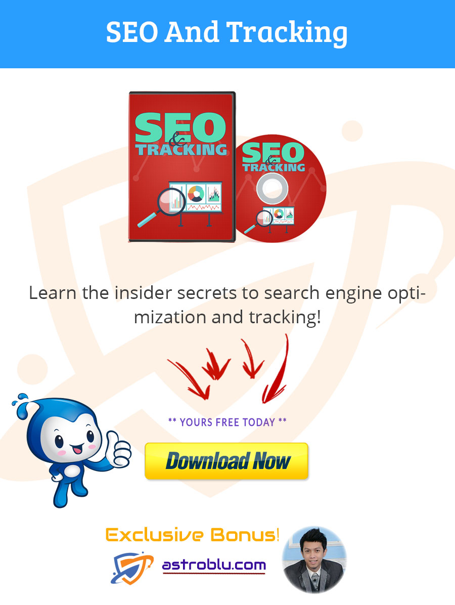 Get Bonus SEO and Tracking