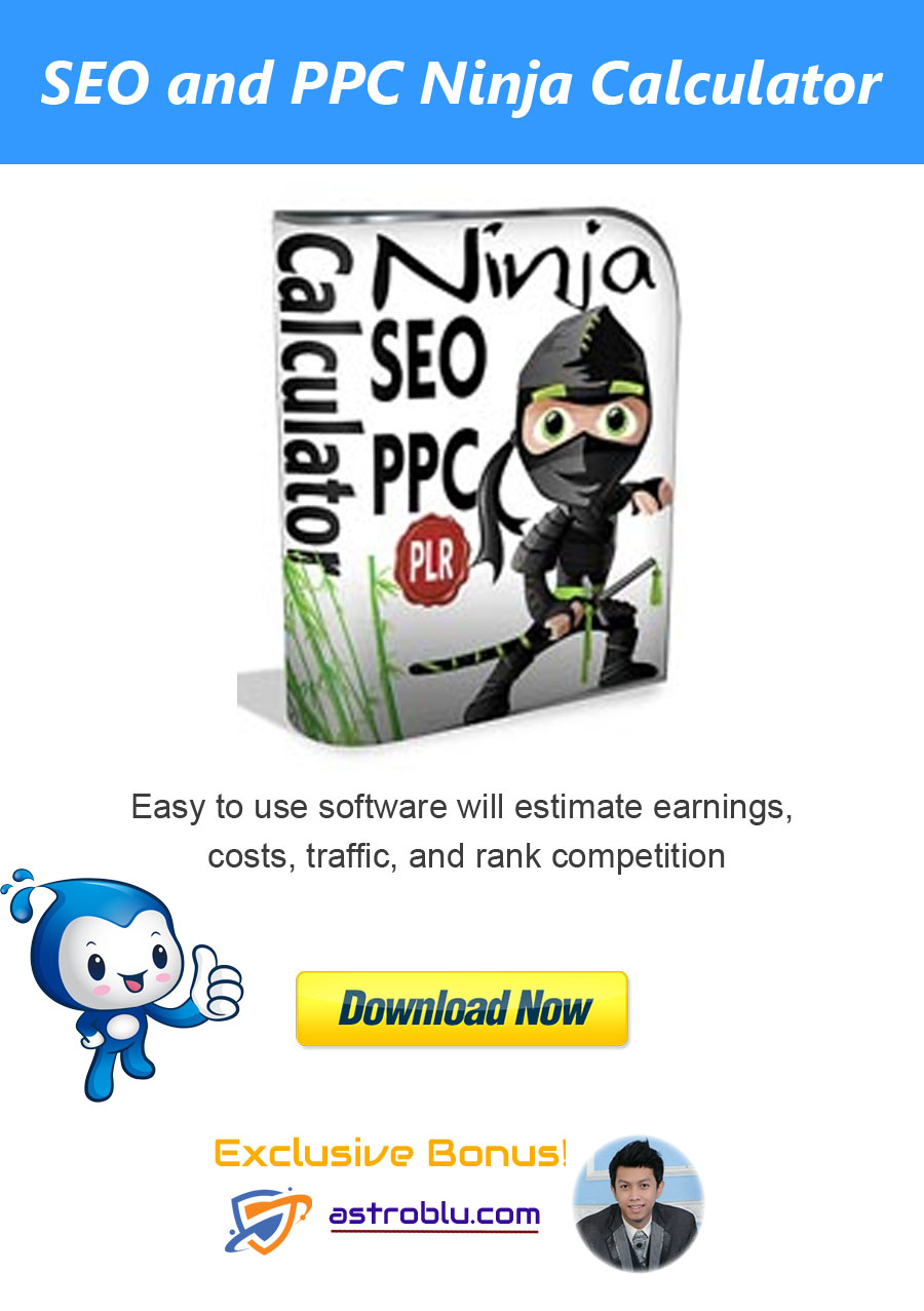 Exclusive Bonus seo-and-ppc-ninja-calculator